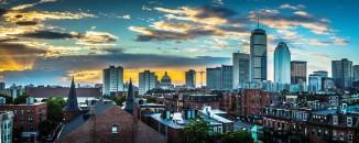 Boston skyline (Creative Commons license)