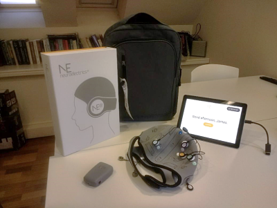 tDCS at home with Starstim