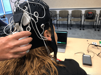 EEG for Optimizing Communication Processes