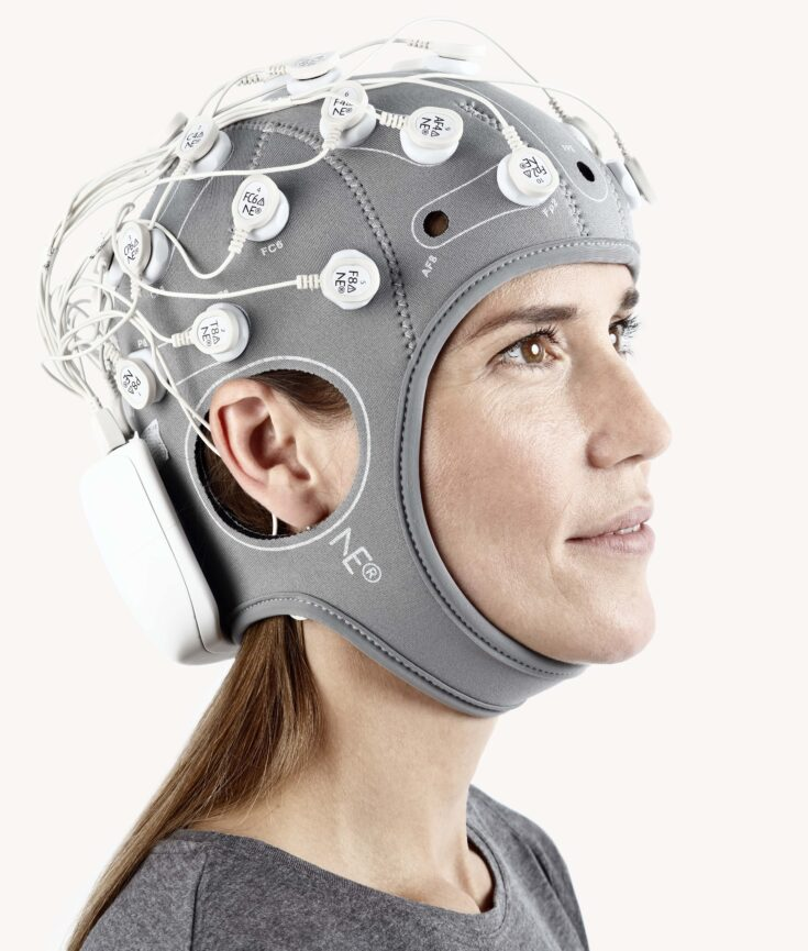 EEG/tES closed Loop stimulation